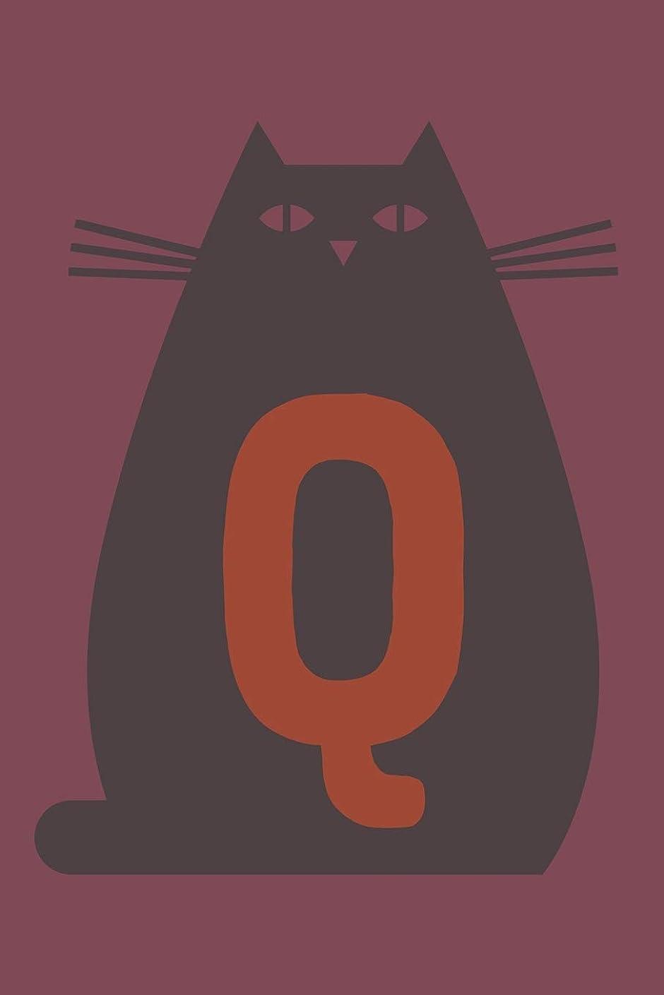 神経想定する公演Q: Personalized Cat Blank Lined Notebook, College Ruled Journal For Cat Lovers, Students and Teachers