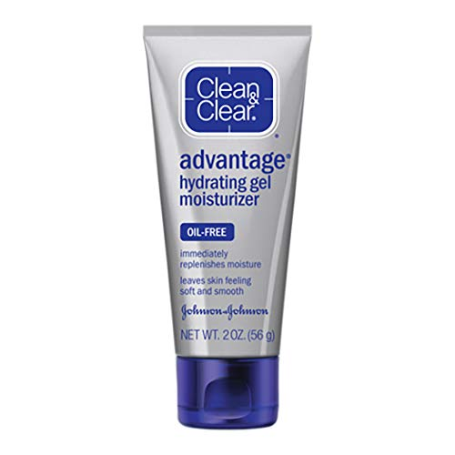 clean and clear advantage oil free acne moisturizer