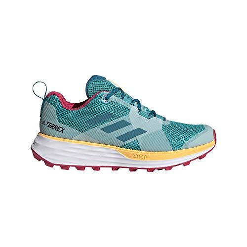 adidas Terrex Two W, Zapatillas de Running Mujer, AGALRE/AZCEAC/Dorsol, 36 2/3 EU