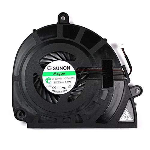 MF60090V1-C190-G99 3Pin cooling fan for AcerAspire 5750/5755 5350 5750G/5755G P5WS0/V3-571G/V3-571/E1-531G/E1-531