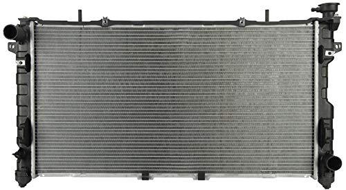 Sunbelt Radiator For Dodge Grand Caravan Chrysler Town & Country 2795 Drop in Fitment