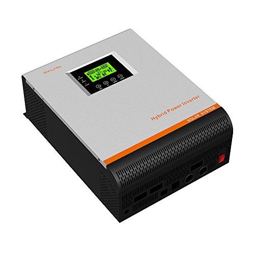Inverter Solar 3000 W Pico 6000 W 24 V Hybrid Regler MPPT 50 A Ladegerät 30 A