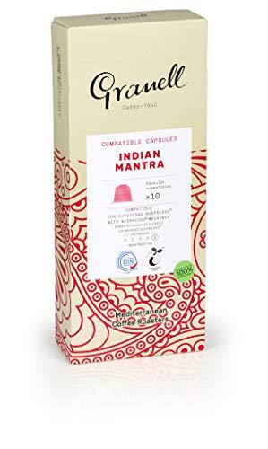 Granell - Espresso Indian Mantra   Cafe Hindú Capsulas Comp