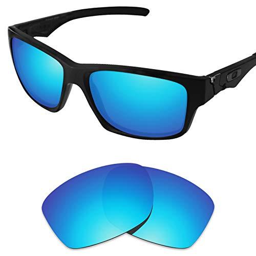 sunglasses restorer Basic Kompatibel Ersatzgläser Ice Blue für Oakley Jupiter Squared