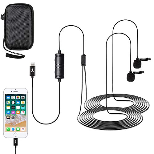 Lavaliermikrofon für iPhone