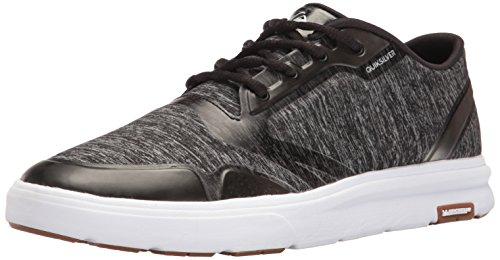 Quiksilver Men's Amphibian Plus Athletic Water Shoe, Grey/White, 8 M US