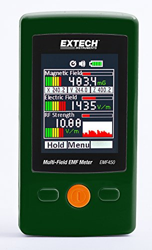 Extech EMF450 Medidor de CEM multicampo