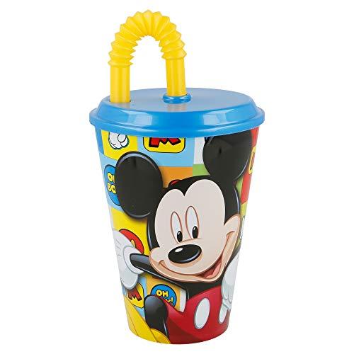 Stor Vaso CAÑA Easy 430 ML   Mickey Mouse - Disney - Icons