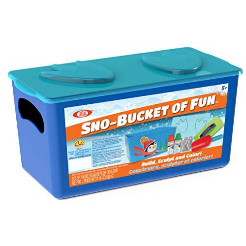 Ideal SNO Toys SNO Bucket of Fun Kit