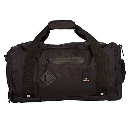 COBRA Puma Golf Duffel Bag Sporttasche schwarz Golftasche 909215, Farbe:Schwarz
