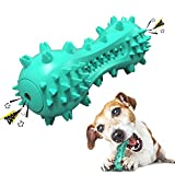 REDSTORM Dog Chew Toys Toothbrush Teeth Cleaning Aggressive Chewers Dog Brushing Stick Doggy Puppy Pet Supplies (Blue)