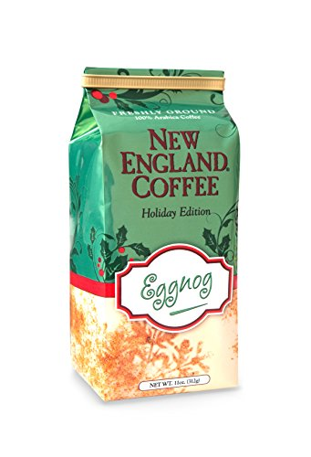 New England Coffee Eggnog, 11 ounce