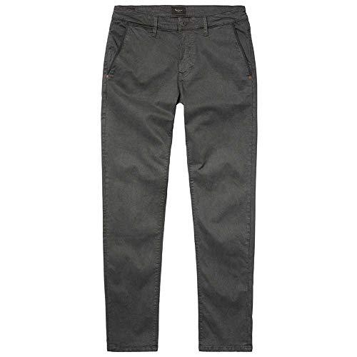 Pepe Jeans Pantalone Cino Slim Fit James Grigio, 34