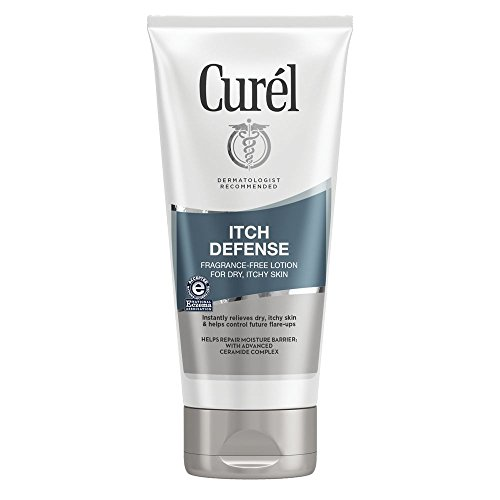 Curél Skincare Itch Defense Calming Body Lotion for Dry, Itchy Skin, 6 Fl Oz