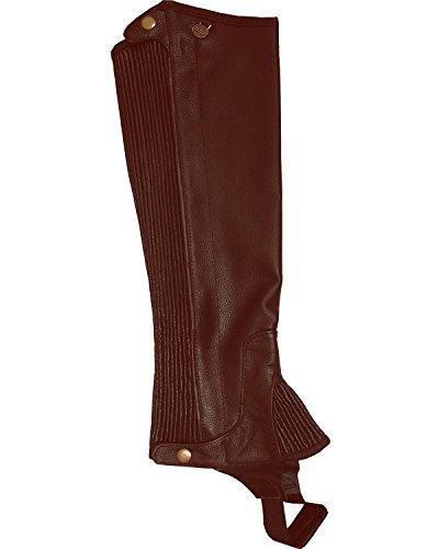 Ovation - Child Pro Top Grain Leather Half Chaps
