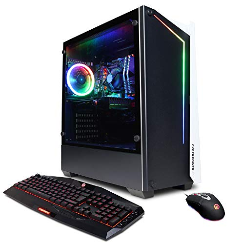 Compare CyberpowerPC GMA560V3 vs other gaming PCs