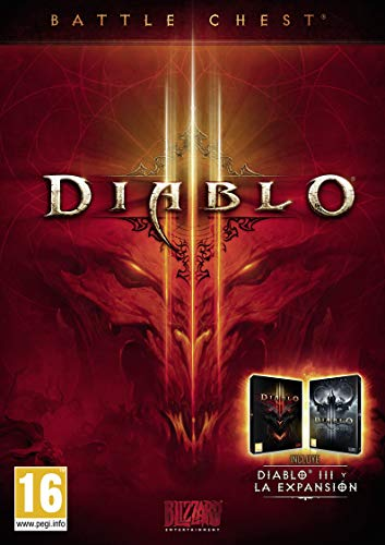 Diablo III: Battle Chest - Standard | Código Battle.net para PC