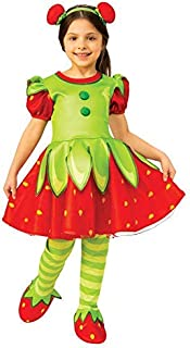 Rubies Tutti Strawberry Deluxe Child Costume, Small