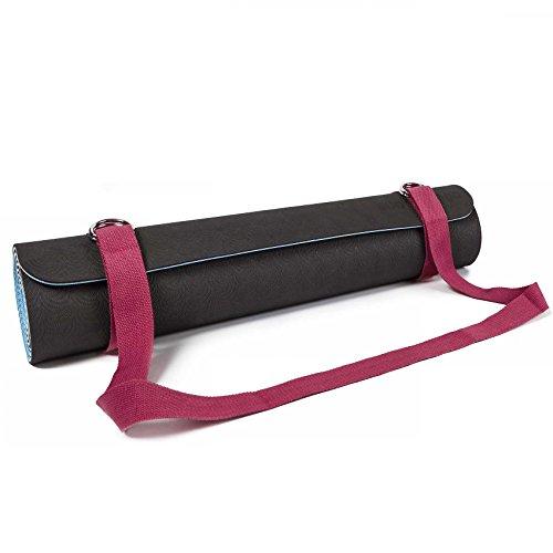 #DoYourYoga Yogamatten-Gurt »Yuki, praktischer Verstellbarer Transportgurt für alle gängigen Yoga-,...