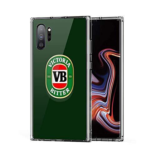 MESHENG Samsung Galaxy A70 Funda TPU Suave Protector Anti-Rasguños Cajas del Teléfono para Samsung Victoria Bitter Beer