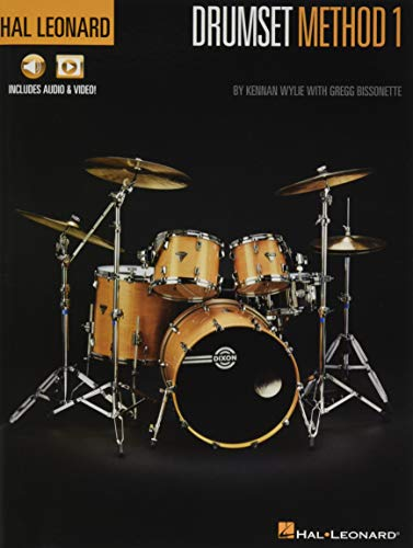 K. Wylie, G. Bissonette: Hal Leonard Drumset Method Book 1