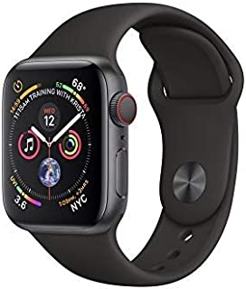 Apple Watch Series 4 (GPS+Cellular) Aluminum Case Unlocked Compatible with iPhone 5s