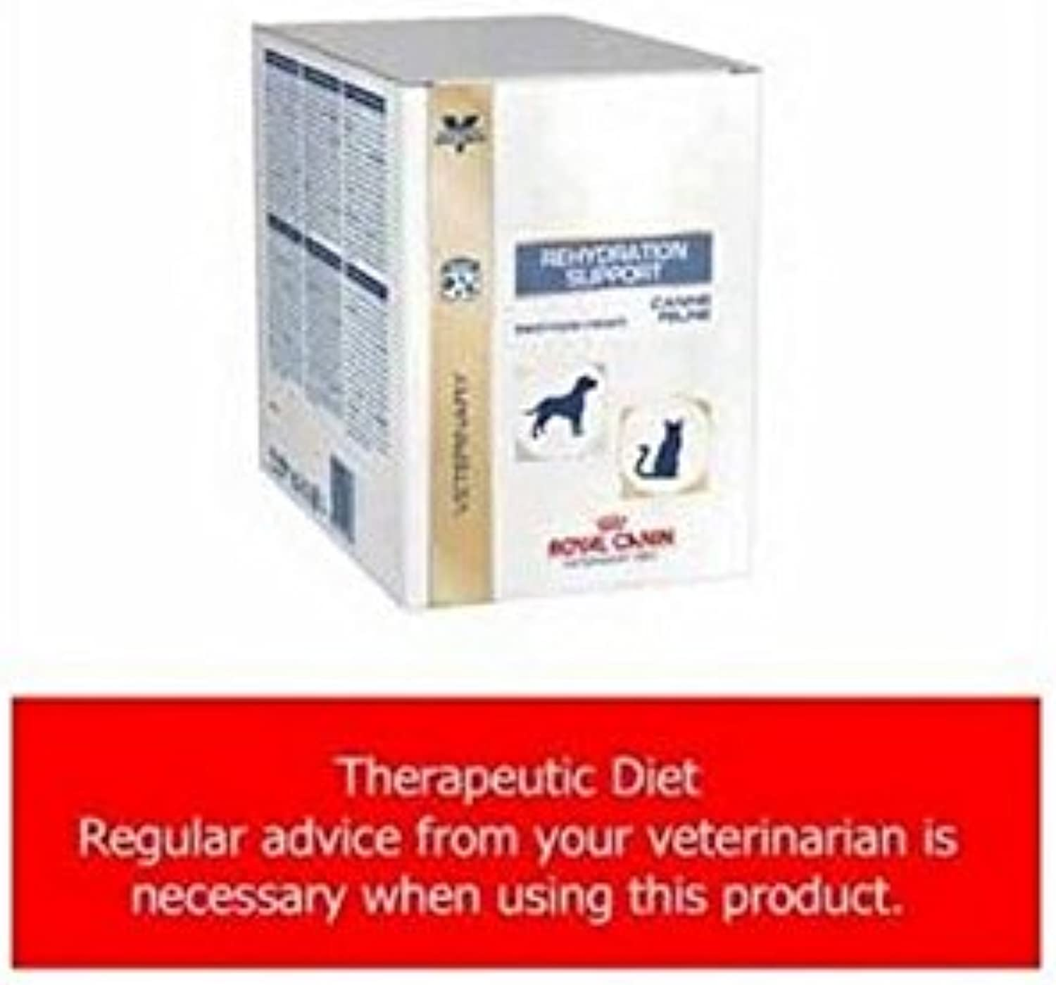 Royal Canin Vet Diet Rehydration Support Clinical Canine Feline Instant 15 x 29g (435g)