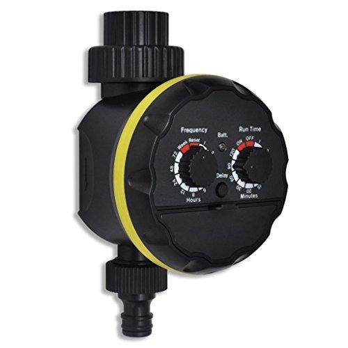 Ksodgun Programador de riego automático con una Salida Temporizador de Agua de riego Temporizador de jardín riego Gardena Control de riego Maestro