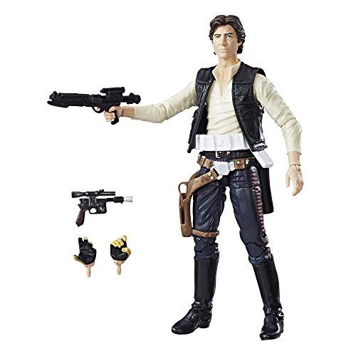 Star Wars The Black Series 40th Anniversary Han Solo 6 Inch Figure