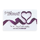 """""""tying the knot!"""" Ribbon Heart Gift Card $100 - Bed Bath & Beyond"""