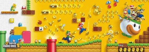 New Super Mario Bros. 2 352 piece New Super Mario Brothers 2 (2) 352-52 (japan import)