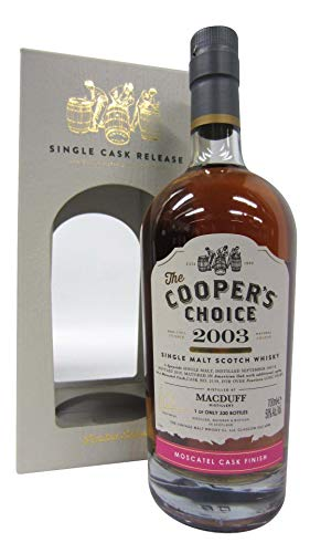 Macduff - Coopers Choice Single Cask #900221-2003 14 year old Whisky