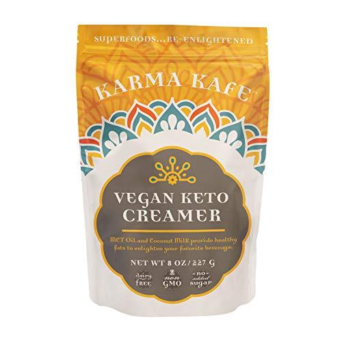Karma Kafe, Vegan Keto Creamer, Dairy-Free & No Added Sugar