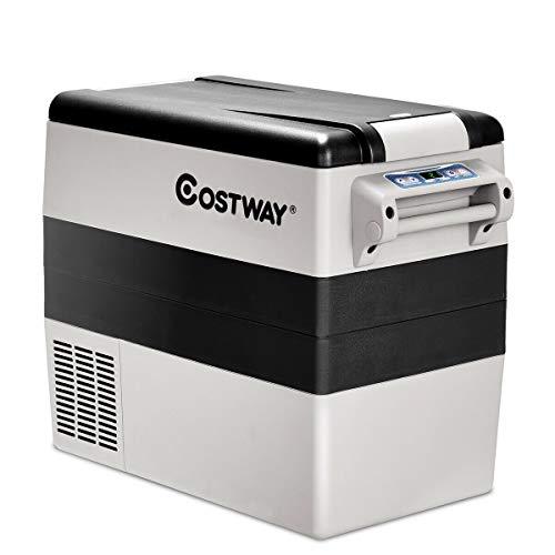 COSTWAY Car Refrigerator