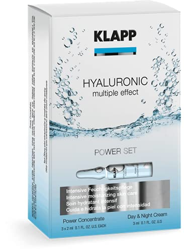 KLAPP Cosmetics Klapp - hyaluronic power set