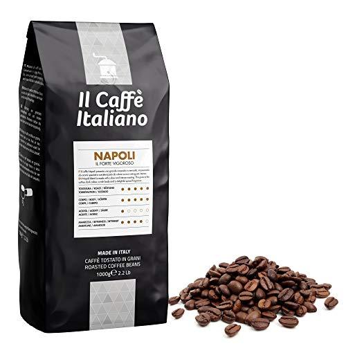 1 kg Napoli Kaffeebohnen - Il caffè italiano