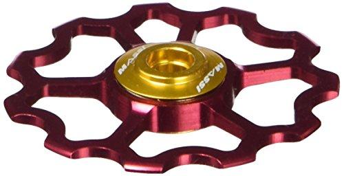 Massi - Ruleta De Cambio CNC Anodizada Roja