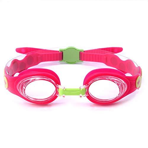 YYJDM Outdoor Water Sport Zwemmen Coating Brillen Duikbril Badmode Voor Kinderen 6-12 Jaar Oud