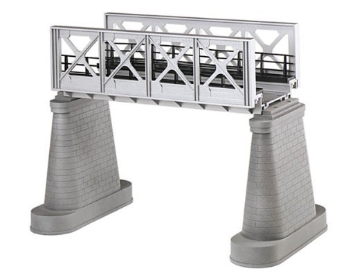 MTH 40-1102 O Scale Girder Bridge in Silver