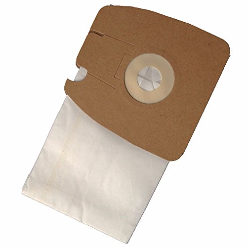 CF Clean Fairy 15Pack Vacuum Cleaner Bags Compatible with Eureka Mighty Mite 3670 and 3680 Canister Models Replacement for Eureka MM 60295A 60295B