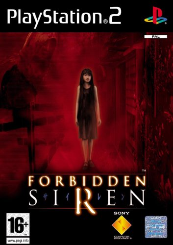 Forbidden Siren-(Ps2)