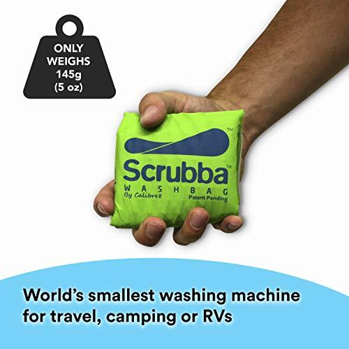 Scrubba(スクラバ)『ウォッシュバッグ』