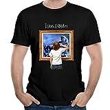 HUANGSRE Men's Classic Short Sleeve LUK T-Shirts