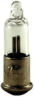 C9A, 105-125V 1.8MA T1-3/4 Midget Flange Base Neon Light Bulb