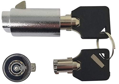 Admiral Locks Vending Machine Locks - Keyed Alike (Pack of 1)