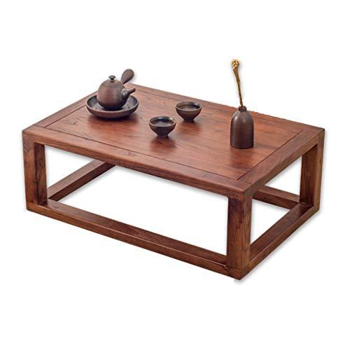ADSE Coffee Tables Tea Table Tatami Solid Wood Table Table Simple Small Tea Table Balcony Table