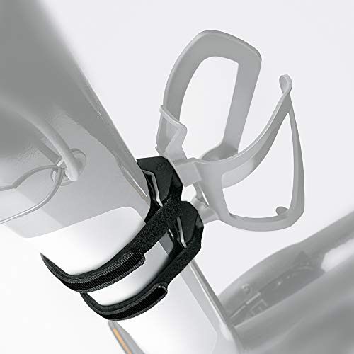 SKS Adapter Anywhere schwarz, 10 x 10 x 25 cm & Germany Flaschenhalter SLIDECAGE - 2