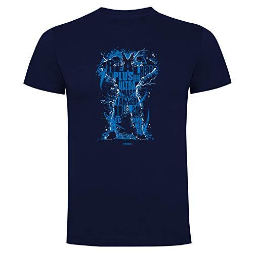 Friking Camiseta Divertida Navy Mr Hero Manga Corta Hombre Regalo Ideal para Fans del Anime