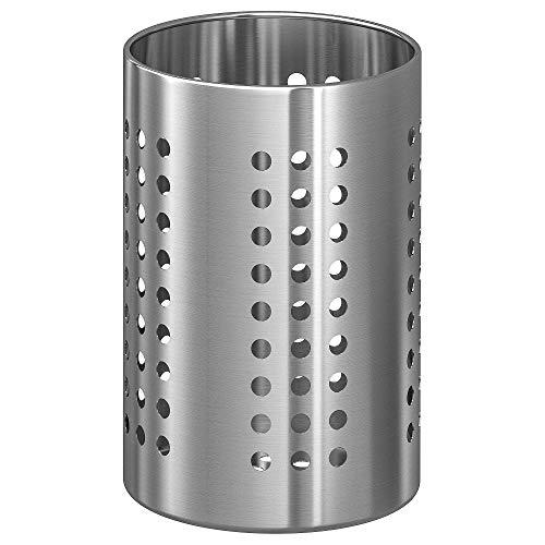 IKEA(イケア) ORDNING 80179579 キッチン用品ラック, ステンレススチール