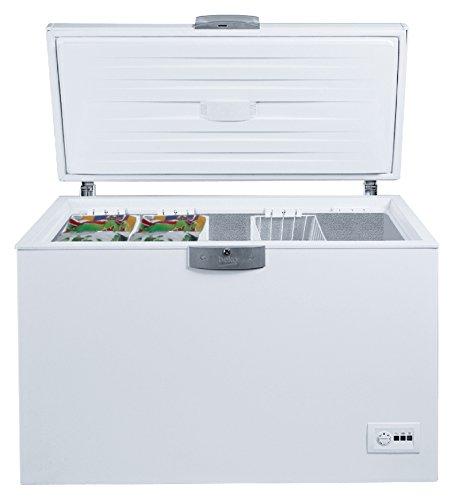 Beko HSA 47520 - Congelador horizontal, capacidad bruta 467